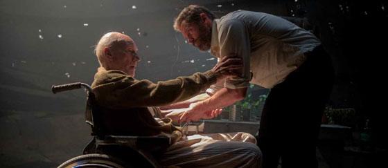 《羅根》刪除片段透露「其他的變種人都到哪去了?」。編劇表示「剪掉後解釋更多!」