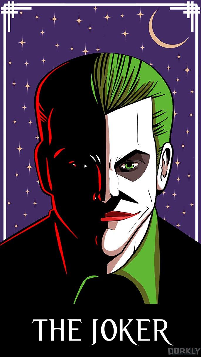 12星座和對應的「超級英雄反派」神準性格分析 小丑女準到讓你想對號入座!