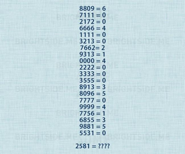 6題連大人都無法回答的「小學程度數學題」!#6答得出來比95%的人都聰明!