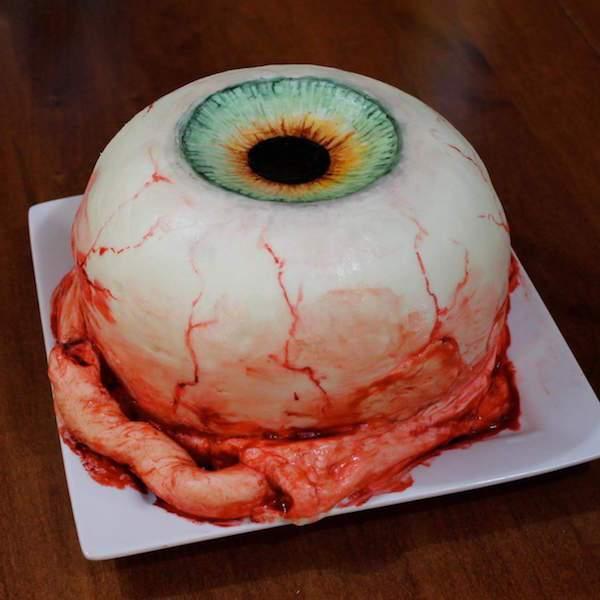 24個「過分精緻」恐怖造型蛋糕,打賭你2個都不敢吃下去!
