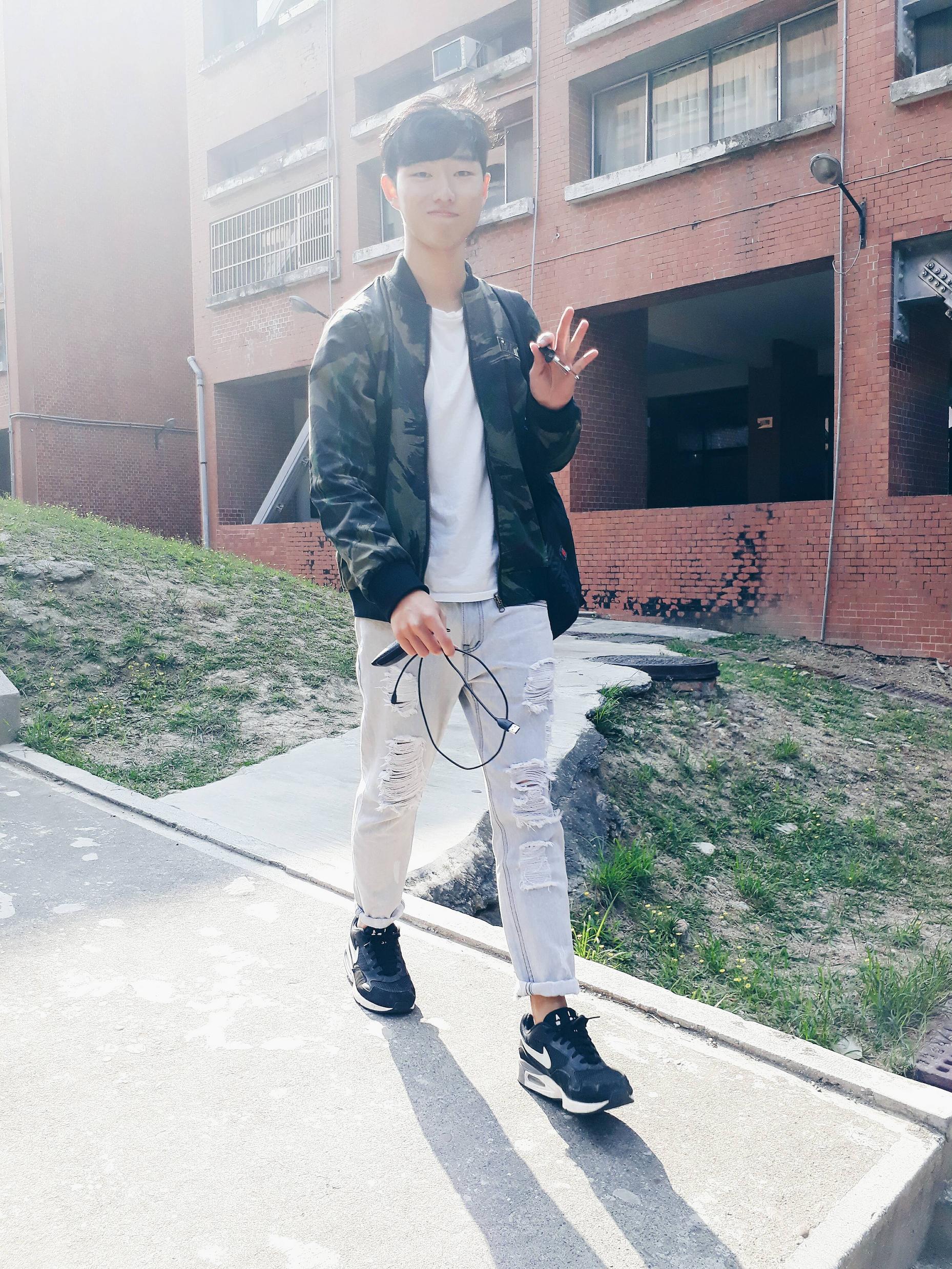 他分享朋友「從肥宅變韓系帥歐巴」進化史,證明台灣男生不醜「只是沒認真打扮」!