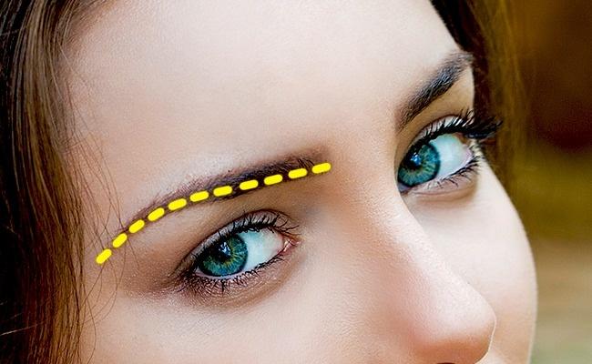 12種超常見「眉毛形狀」能比星座更準確分析出你的個性!