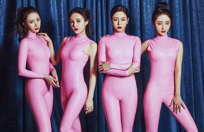 「粉紅肉胎裝」韓女團又出奇招!「花270萬整形」拍攝整形前後過程成2支MV!