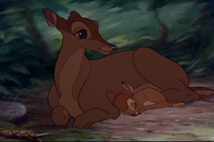 這就是為什麼迪士尼公主們都沒有媽媽。華特迪士尼直到過世前都不願提起...