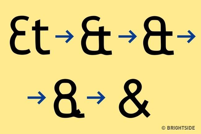 7個「你每天都在用」卻不知原因的符號起源。#2♥愛心的起源其實是兩隻天鵝!