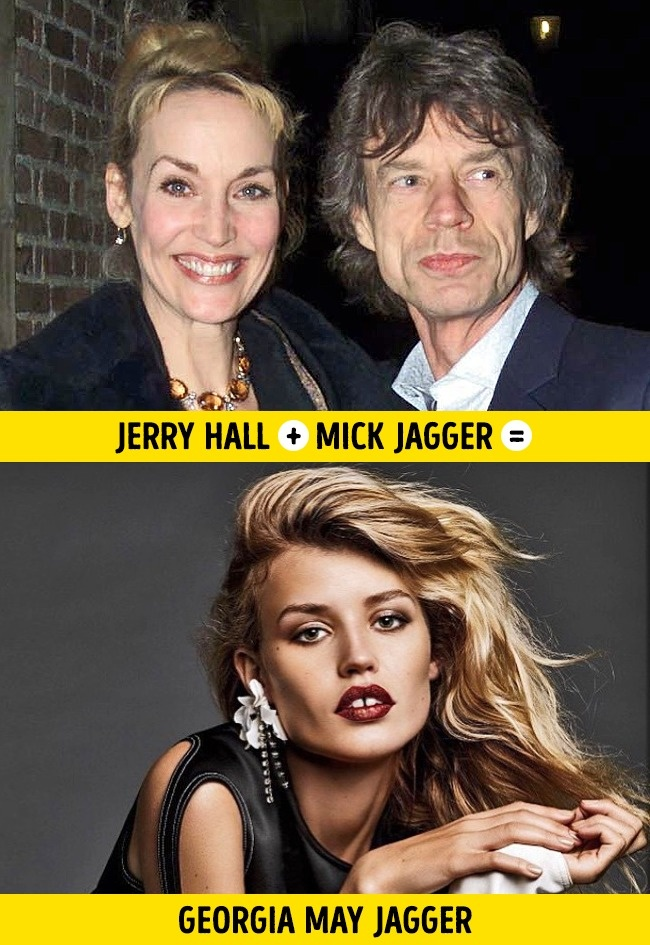 12個顏值超越巨星父母的「超正星二代」親子對比照 麥可傑克森超正女兒!
