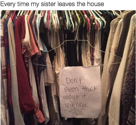 28個你「不能不立刻傳給兄弟姊妹」的爆笑手足童年回憶!