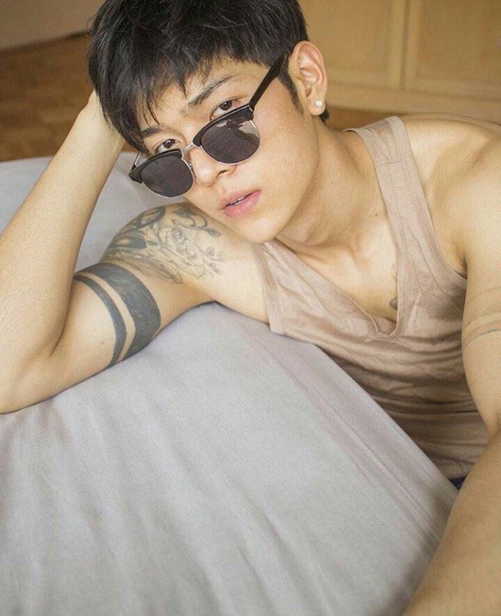 泰國小鮮肉養眼「手槍片」流出,身上刺青對照就是他在「抽筋73秒」!