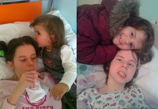 她7年前生下女兒卻昏迷「成了植物人」,女兒每天陪伴奇蹟甦醒「第一次見到摸到女兒」浴火重生!(洋蔥)