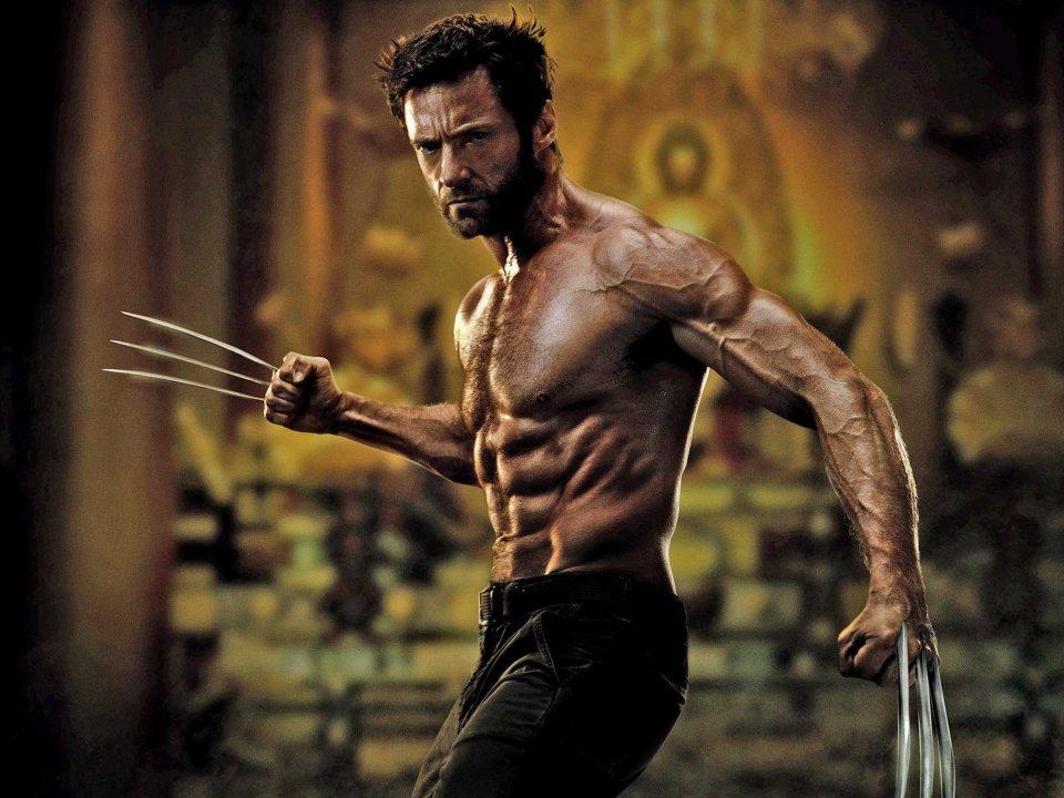 「金鋼狼」休傑克曼「17年暴筋肌肉進化史」。如今這個傳奇也將劃下句點了...(20張)