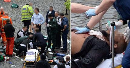 焦點新聞:英國倫敦驚傳「恐怖攻擊」釀5死40傷,「孤狼」凶嫌照片首曝光!(11張/台灣目擊者影片)