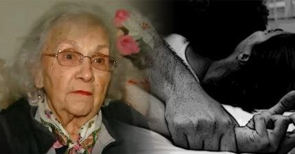 88歲老奶奶遭陌生男闖入家裡企圖強暴,她霸氣「3字真言」把歹徒嚇跑!(影片)