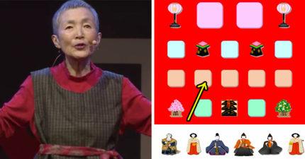 81歲退休老奶奶只花6個月製作「超可愛APP遊戲」!傳統文化搬上手機螢幕「滿滿5星好評」屌打年輕人!