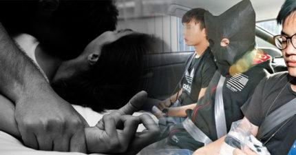 23歲女半夜回家險遭變態強暴,靈機一動稱讚「好大隻!」歹徒慘被逮。