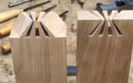 2塊木頭乍看超複雜根本無法結合,0:15「不可能的任務」超紓壓只有日本人做得到!(影片)