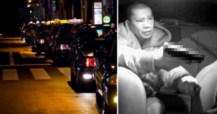計程車司機半夜慘遇搶匪衝上車,他淡定「一句話」搶匪超愧疚去警局自首了。