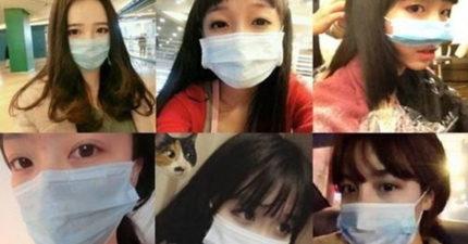 為什麼台灣女生都愛戴口罩?「不是因為感冒」一拿下網友吐血!(11張+口罩系專家解答)