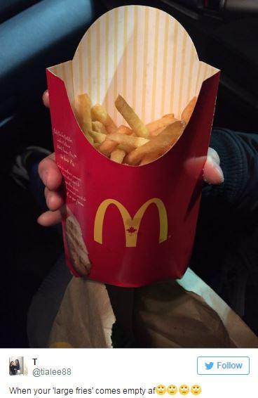 麥當勞銷售量超差「全都是因為薯條」?!你也有遇到相同的狀況嗎?