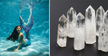 科學家研發「水行俠水晶」不用氧氣筒就能在水底下呼吸。人類以後住在水中不是夢!