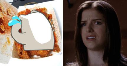 她點了「大辣」雞排,打開後超狂畫面「因為自己太辣」整個崩潰!