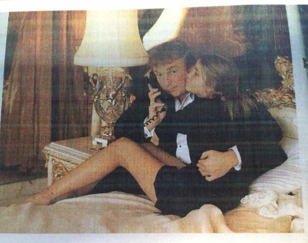 20張讓人差點報警的「父女超親密合照」  總統先生這樣母湯啊!