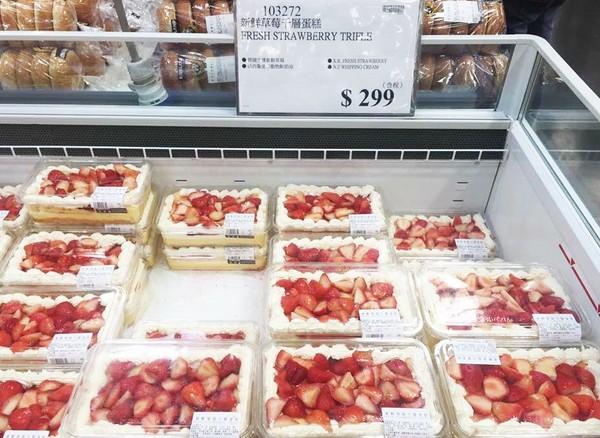 「好市多草莓千層蛋糕」草莓只剩原來的一半?網友笑噴:「還是好市多的最好吃!」