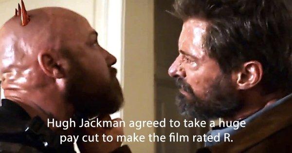 14個「不知道前不該看《羅根》」的重要秘密小知識!#9休傑克曼為了「限制級」還減薪水!