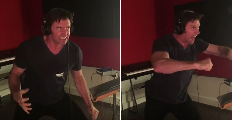 休傑克曼《羅根》幕後配音影片流出,展現「恐怖表情」最MAN吼叫讓人感嘆「專業」! (影片)