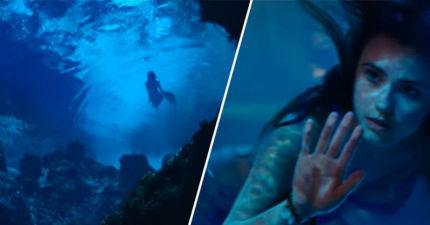 真人版《小美人魚》預告出爐,忘掉你以前對小美人魚的印象吧!(影片)
