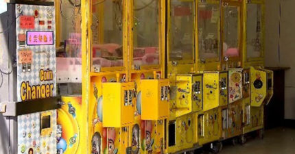 娃娃機高手太強「2小時抓掉210隻」,沒作弊強到最後被警察逮捕。