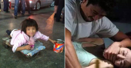 苦命女孩被迫行乞「遭強暴染愛滋」,假裝愛上養父跟他上床「完成最狠報復」。