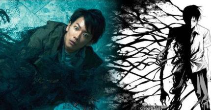 日本動漫《亞人》真人版電影預告出爐,0:12永井圭發動「黑色幽靈」啦!佐藤選角太扯了吧?