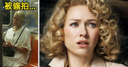 千萬不要惹娜歐蜜華茲!她被人在地鐵上偷拍,最後對偷拍者「最甜蜜報仇」網友超羨慕!