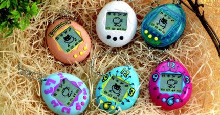 萬代重新推出6款寵物蛋,「全新尺寸」每款都能讓你重新享受童年的美好回憶!