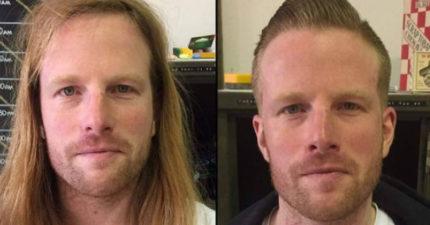 24張「男生剪髮前後對比照」證明「對的髮型比對的臉型」還重要!