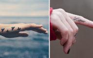 勸你最好別刺超帥時尚的「手指刺青」,時間久了你會直接哭出來。網:沒警告的刺青師沒職業道德!(6張)