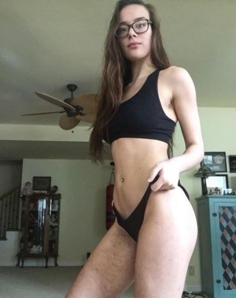 這名正妹讓所有人都超愛,她1年不剃腿毛PO「美」腿照狂到大家都更愛她了!