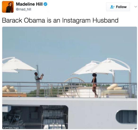 歐巴馬退休不當總統改當攝影師!開啟專業模式「狂拍名模」讓全美羨慕死!