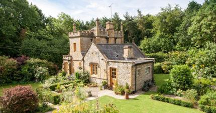 世上最豪華「迷你城堡」,「台北二房一廳價格」讓你直接成為英國伯爵!內部空間超棒!