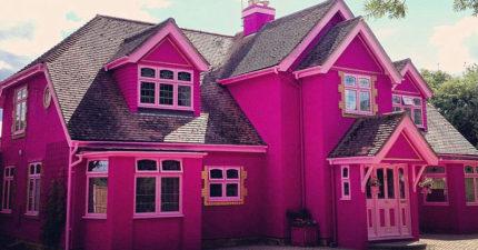 世界上最扯「夢幻房子」住一晚要價7萬,已經誇張到男生一進去都變身成迪士尼公主!