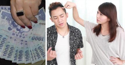 請女友媽吃飯「一共來了10個人」,買單「超過4萬元要吃垮他」他怒打女友一巴掌!