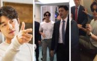 孔劉首度來台「還把父母也帶來」,爸爸「跟他超像」媽媽是「最美凍齡魔女」!(3張)