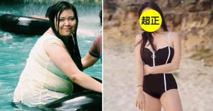 她5年前100公斤還「害到救生員」,現在「比女星還正」身材超逆天網友戀愛!