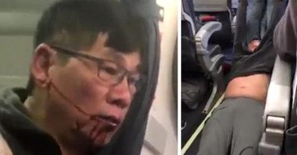 聯航「最新聲明」賠償所有乘客,但「賠償金額」又再一次被網友嗆爆!