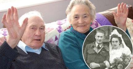 結婚71年恩愛老夫妻「相差4分鐘」一起離世,孫女:「奶奶在等爺爺先走...」