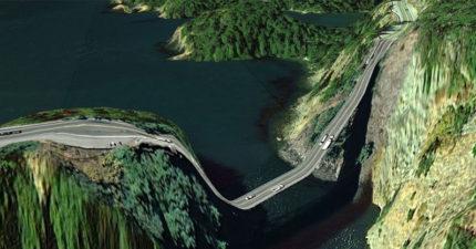 12條「看起來很美其實危機重重」的世上最危險殺人道路。#12全世界最高的路。