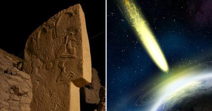 古代石刻洩漏人類13000年前就被毀滅過一次!學者:2030年的流星雨會再次改寫人類歷史。