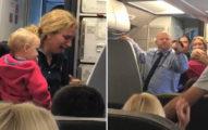 比聯航更暴力?!美航空少拿嬰兒車打媽媽「讓她崩潰」,看到整件事情經過的乘客:「她自找的!」