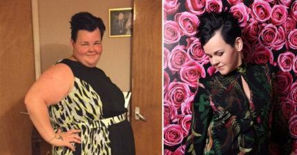 她曾重達162公斤對自己毫無自信,「換成這套健康餐」瘦下82公斤被星探相中成為模特兒!