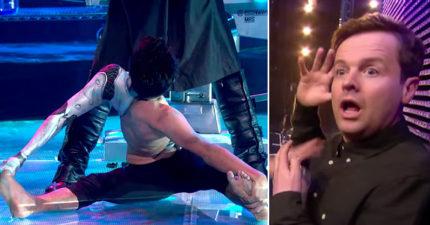 英國《達人秀》半決賽舞團表演「表演者確定是改造新人類」嚇壞全場觀眾!